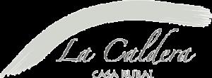 La Caldera Casa Rural Logo